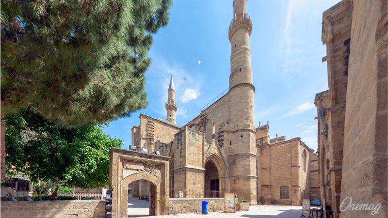 Nicosia, MoscheaSelimiye