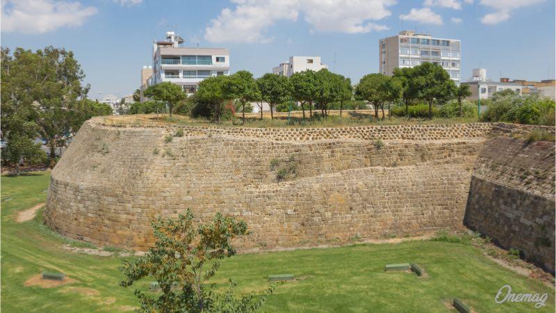 Nicosia, Mura Veneziane