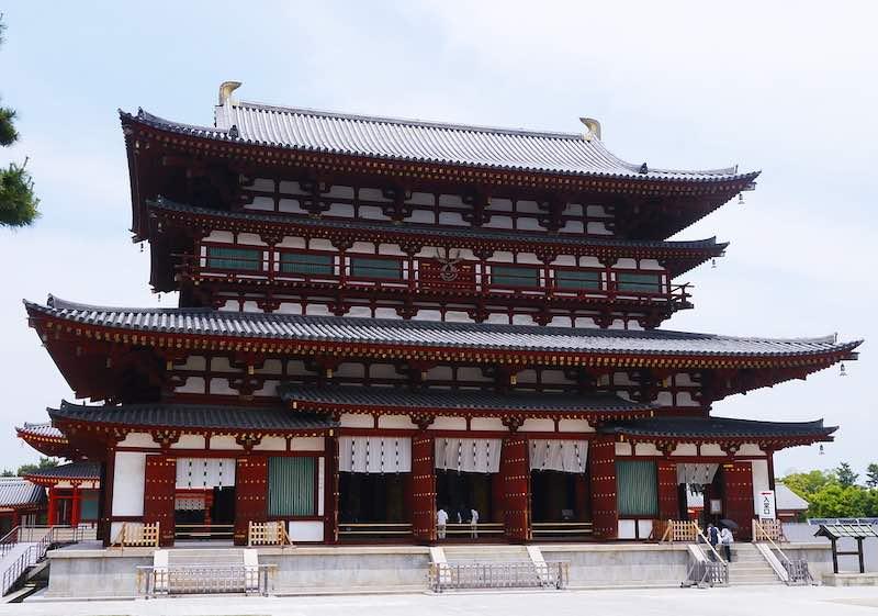 Nara, visitare Giappone