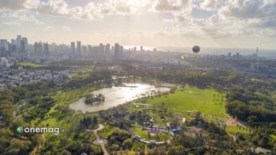 Parco Hayarkon, Tel Aviv