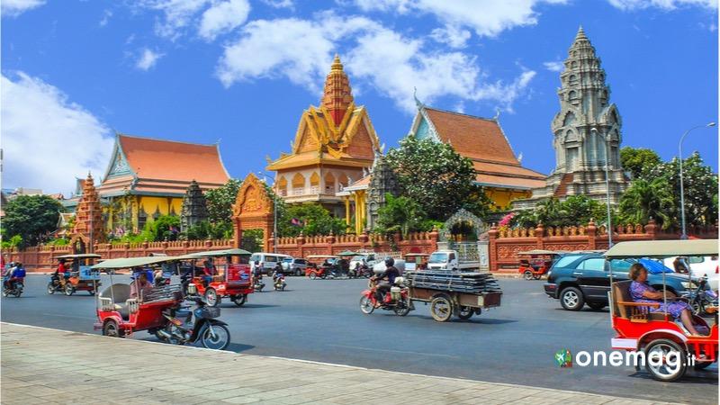 Viaggio a Phnom Penh