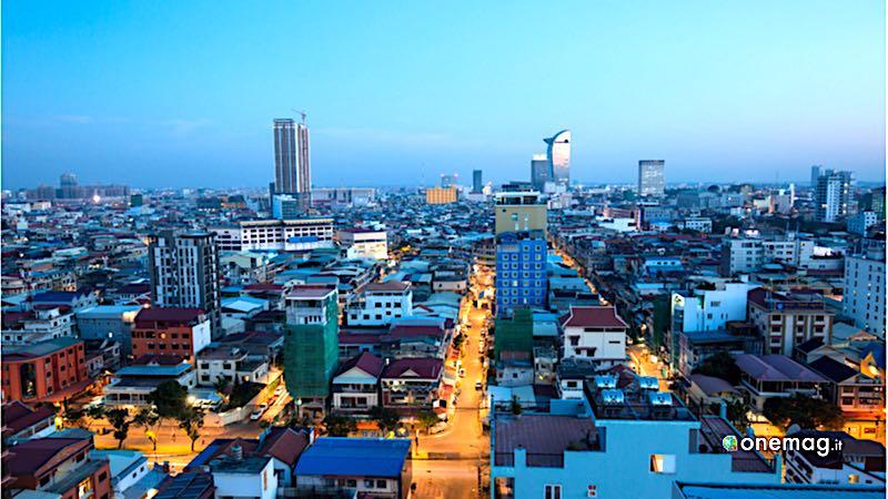 Phnom Penh, veduta