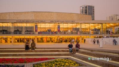 Piazza Habima, Tel Aviv