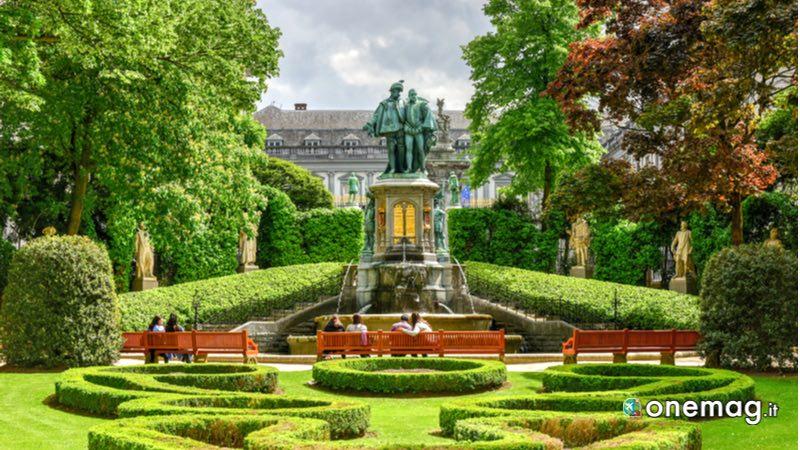 Cosa vedere a Bruxelles, Quartiere du Sablon