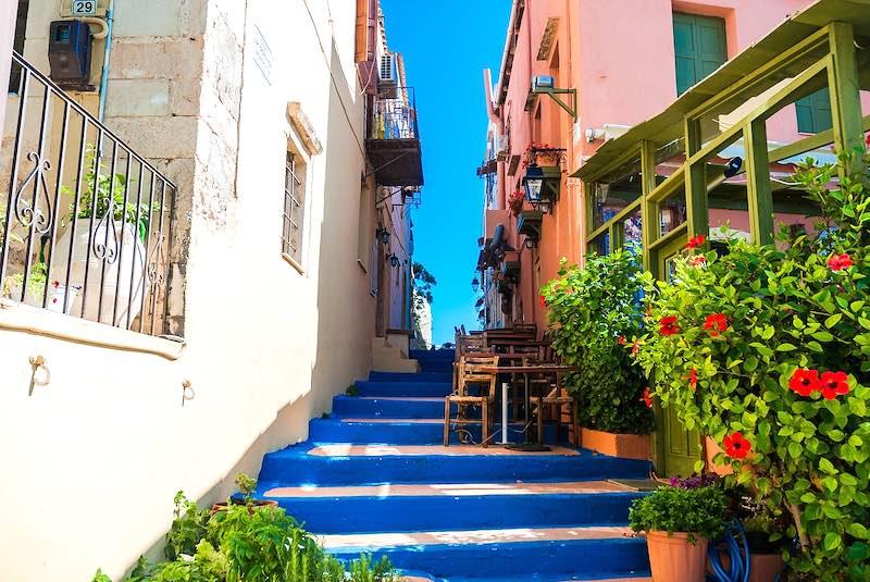 Le spiagge di Creta