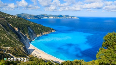Spiaggia Myrtos di Creta