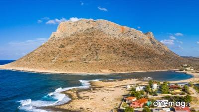 Spiaggia Stavros di Creta
