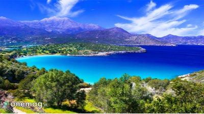 Spiaggia Voulisma di Creta