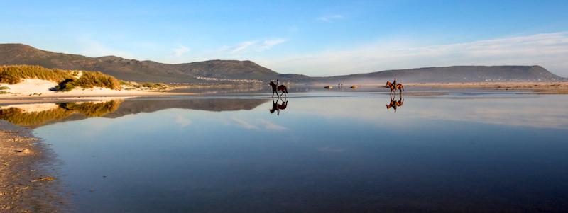 Città del Capo, spiaggia di Noordhoek