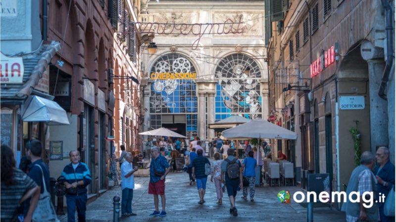 Le città italiane da scoprire, Genova