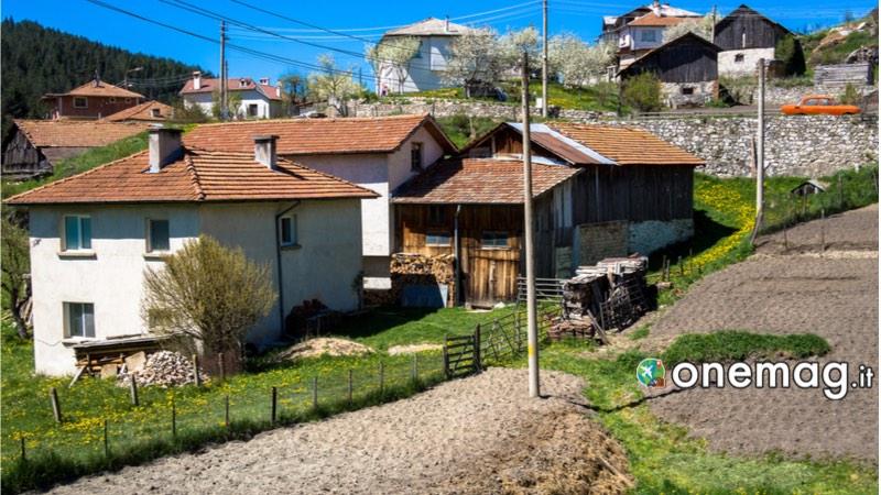 I villaggi tradizonali della Bulgaria