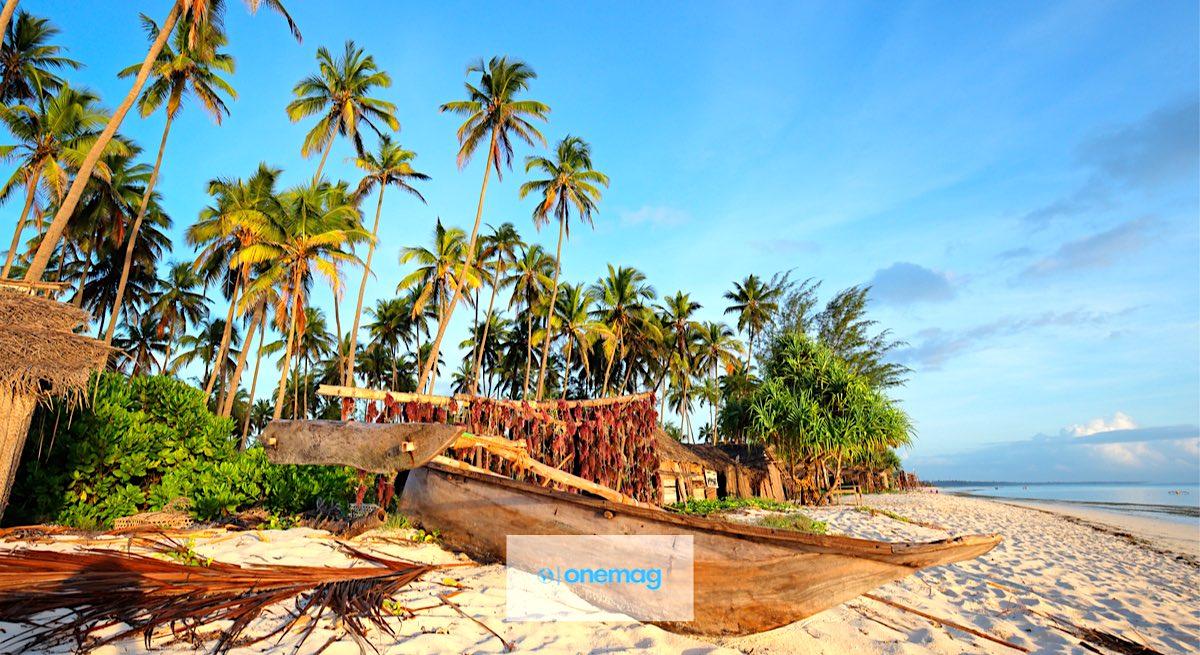 Le spiagge e le isole più belle dell'Africa