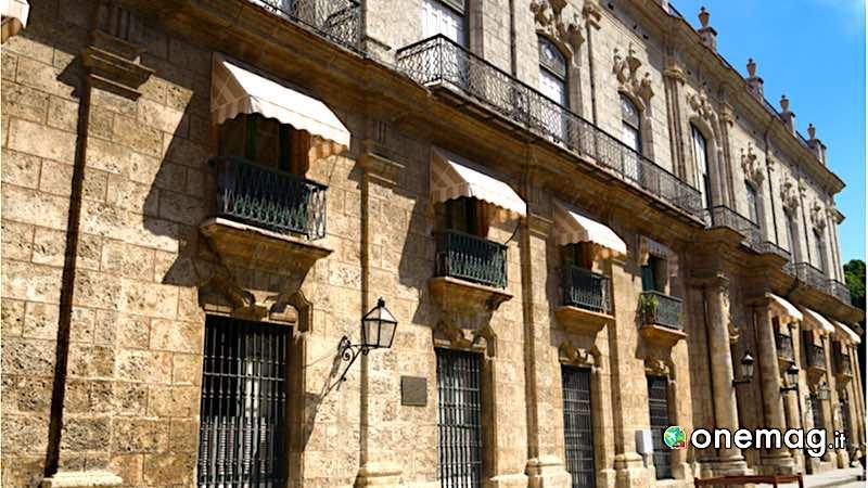 Avana, Palazzo dei Capitani Generali