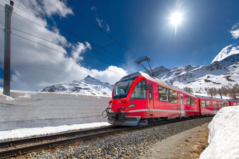 Viaggio con il trenino del Bernia