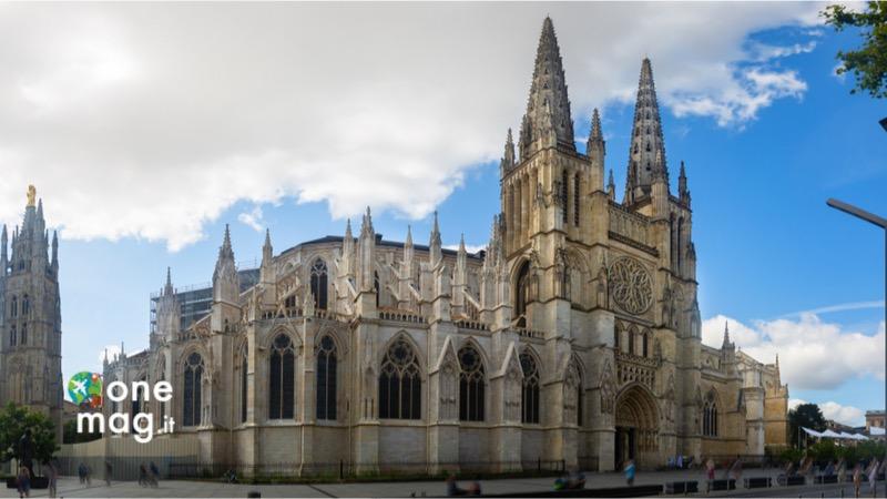 Bordeaux, Cattedrale di Sant'Andrea