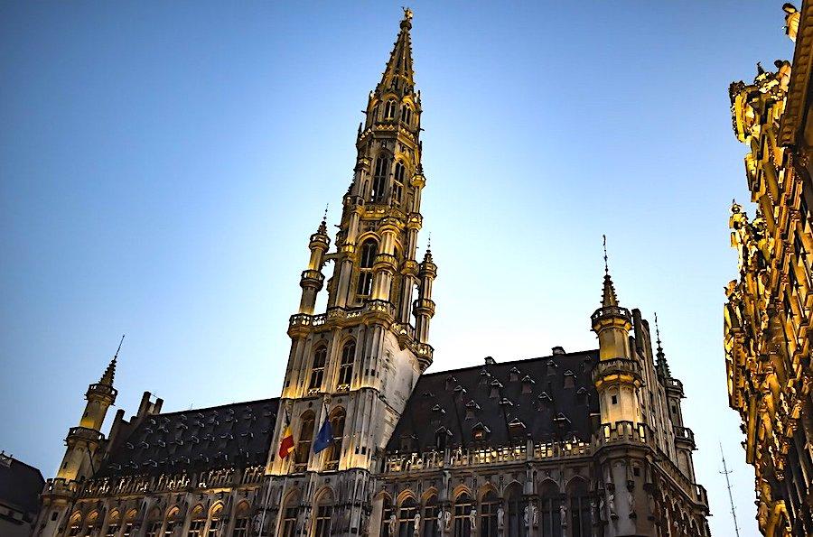 Cosa vedere a Bruxelles, municipio