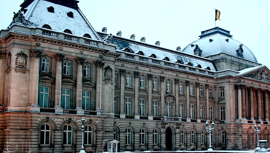 Cosa vedere a Bruxelles, Palazzo Reale