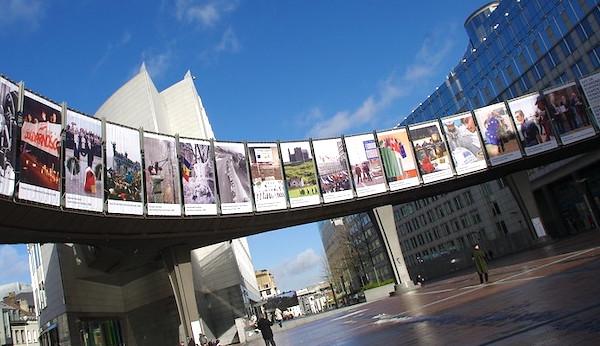 Cosa vedere a Bruxelles, il Parlamento Europeo