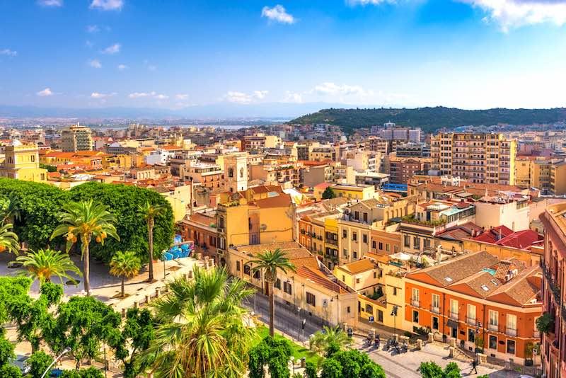 Le città italiane poco visitate, Cagliari