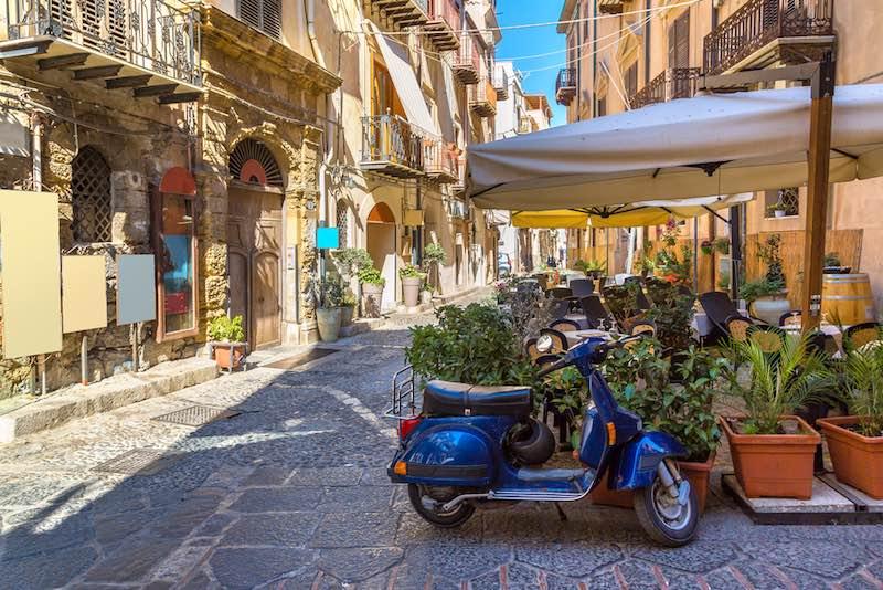 Le città italiane meno visitate, Cefalù