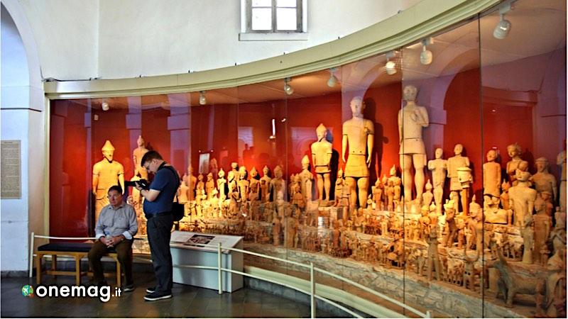 Il Museo Archeologico di Cipro