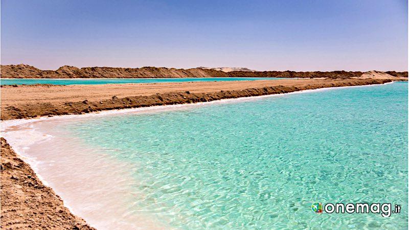 I laghi dell'Egitto, Lago Siwa