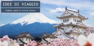 Giappone, queste le città da visitare