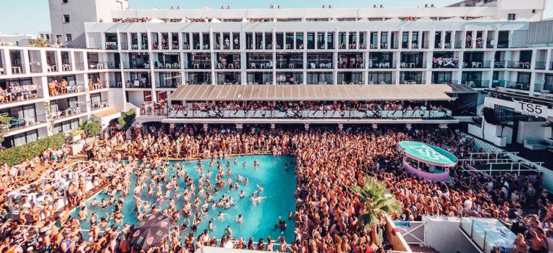 Party Hotel Ibiza, Ibiza Rocks Hote