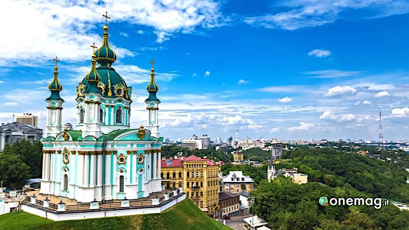 Kiev, Cattedrale di Sant'Andrea