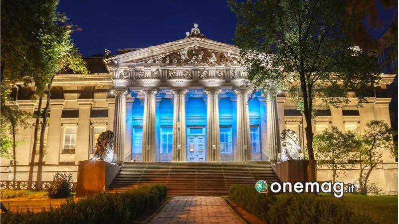 Kiev, Museo Nazionale Arte