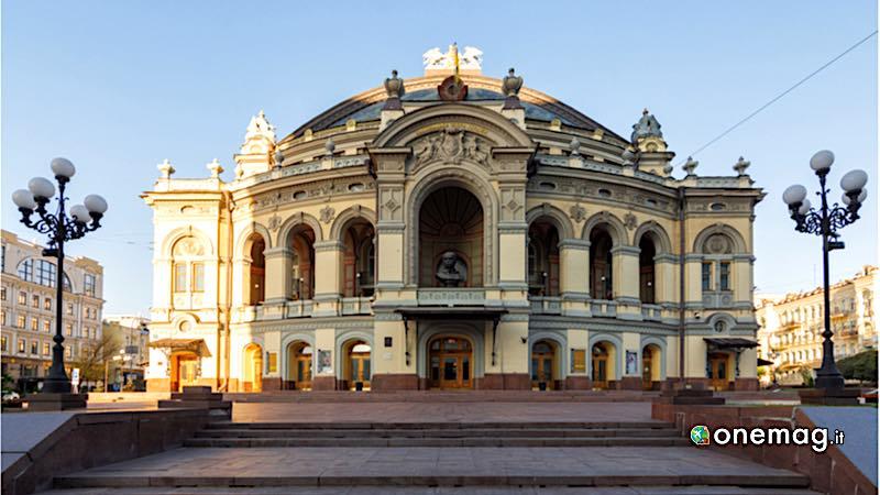 Kiev, Opera