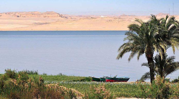 I migliori laghi in Egitto