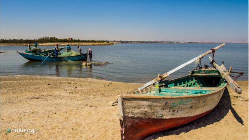 I laghi in Egitto, il lago Moeris