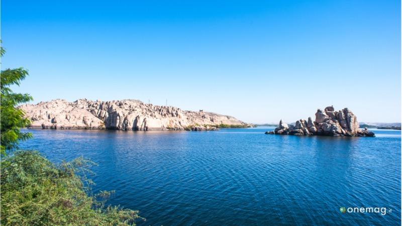I laghi dell'Egitto, Lago Nasser