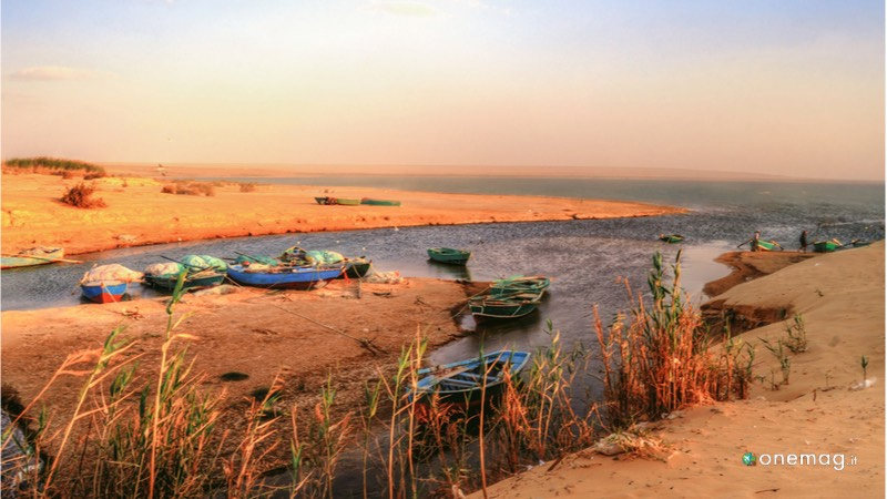 Lago Al Wadi, Egitto