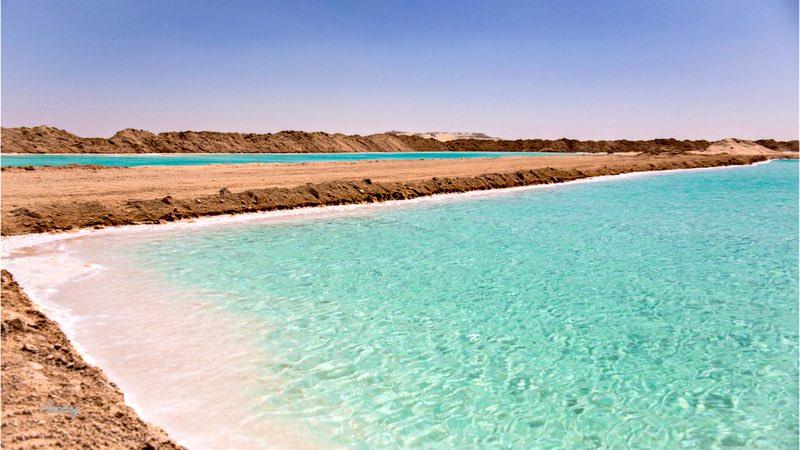 I laghi dell'Egitto