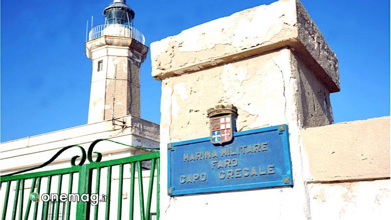 Lampedusa, faro