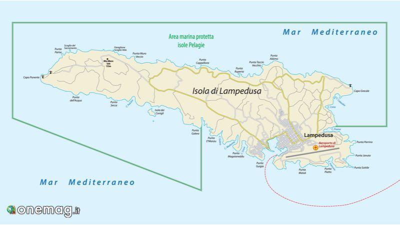 Storia di Lampedusa