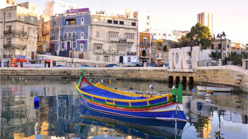 Cosa vedere a Malta, baia di San Giuliano