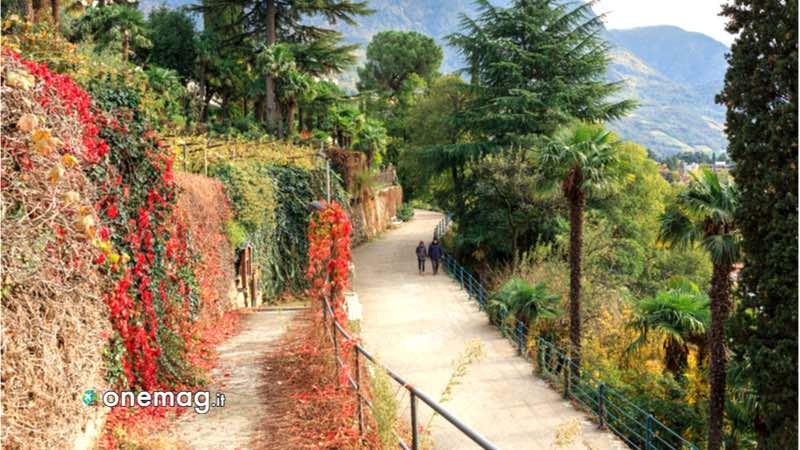 Merano, Passeggiata Tappeiner