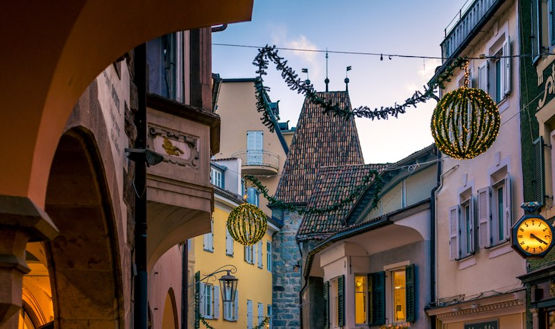 Cosa vedere a Merano, centro storico e portici