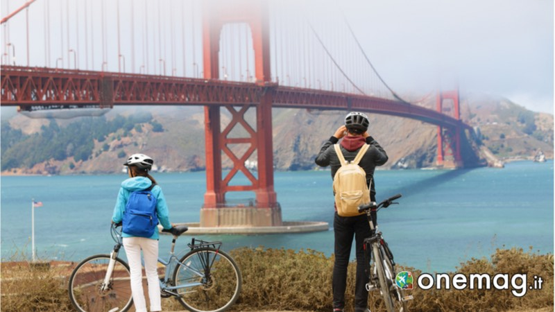 Biciclette a San Francisco