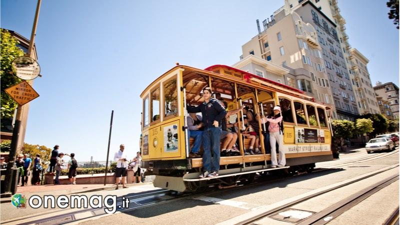 Tram di San Francisco