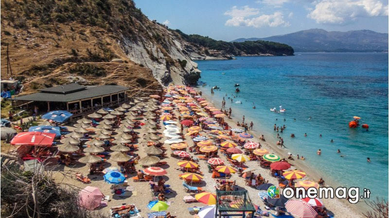 Mirror Beach, Albania