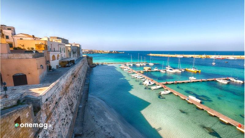 Il porto di Otranto