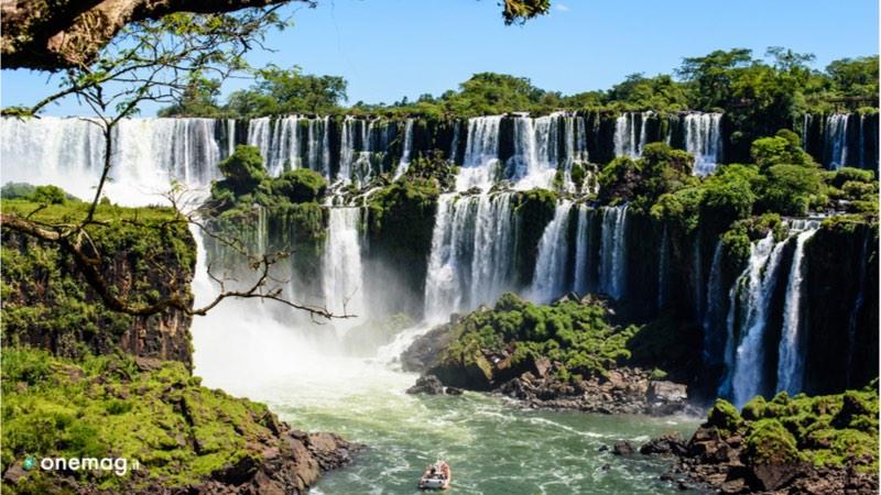 Cascate di Iguazu in Argentina, meta ideale per gli over 50
