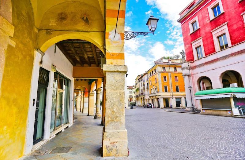 Le città poco visitate, Padova