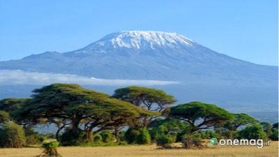 Kilimanjaro, Parco Nazionale Amboseli