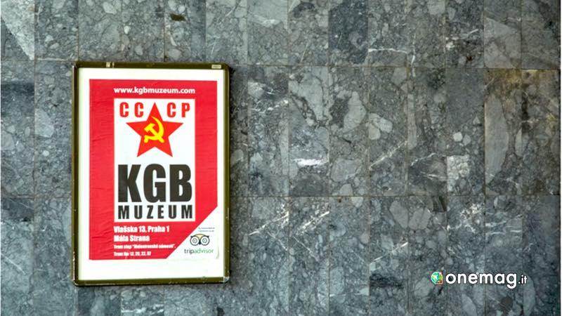 Praga, il Museo del KGB