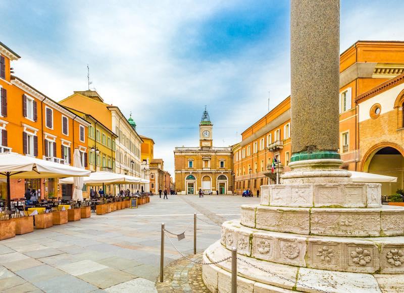 Le mete meno visitate, Ravenna